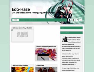 edohaze.blogspot.com screenshot