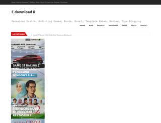 edownloadr.blogspot.com screenshot