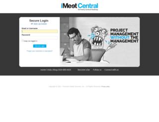 edparry.centraldesktop.com screenshot