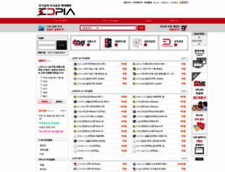 edpia.co.kr screenshot