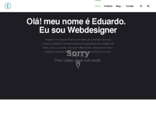 edrdesigner.com.br screenshot