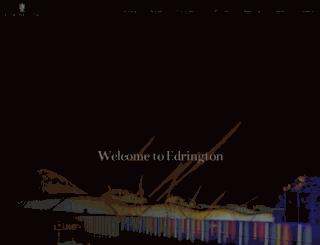 edrington.com screenshot