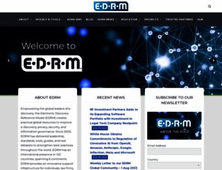 edrm.net screenshot