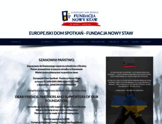 eds-fundacja.pl screenshot