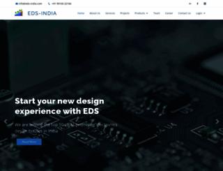 eds-india.com screenshot