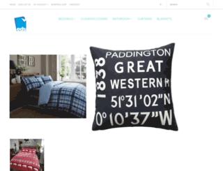 eds-textiles.co.uk screenshot
