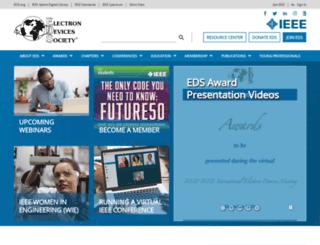 eds.ieee.org screenshot