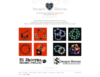 edsheeranjewellery.com screenshot