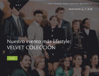 edt.es screenshot