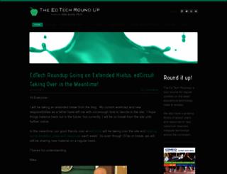 edtechroundup.org screenshot