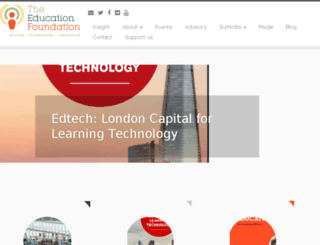edtechuk.com screenshot