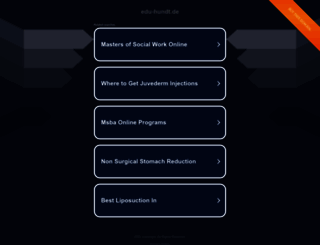 edu-hundt.de screenshot