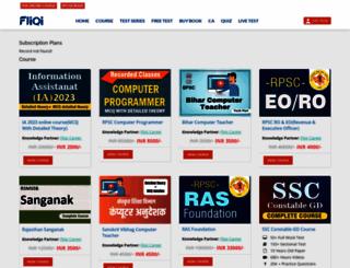 edu.fliqi.com screenshot