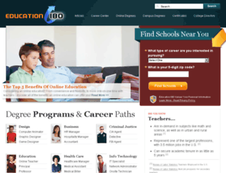 edu.getaheadcollege.com screenshot