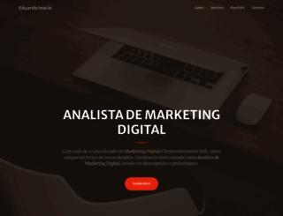 eduardoinacio.com.br screenshot