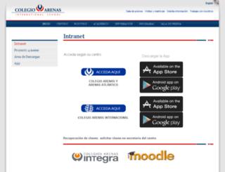 eduarenas.com screenshot