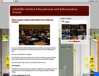 edubilla.blogspot.in screenshot