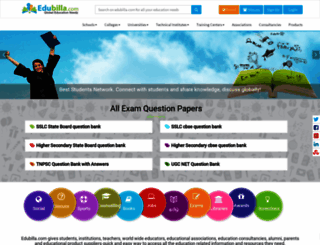 edubilla.com screenshot