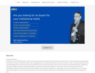 edubiz.in screenshot