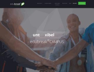 edubreak-sportcampus.de screenshot