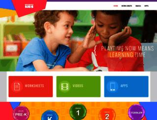 edubuzzkids.com screenshot