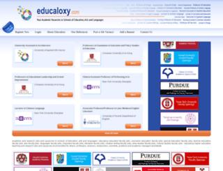 educaloxy.com screenshot
