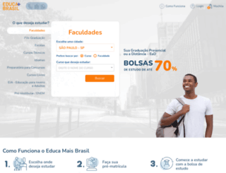 educamaisbrasil.com screenshot