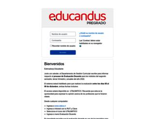 educandus.cl screenshot