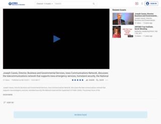 educateiowa.eduvision.tv screenshot