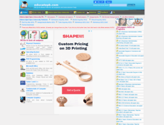educatepk.com screenshot