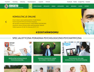 educatio.pl screenshot