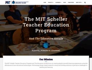 educationarcade.org screenshot