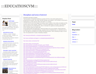educationcvm.blogspot.com screenshot