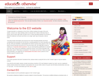 educationotherwise.net screenshot