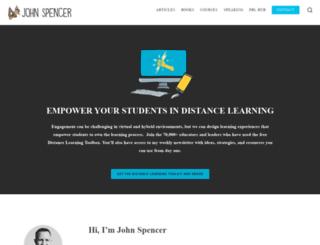 educationrethink.com screenshot