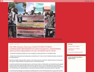 educationrightscampaign.blogspot.fr screenshot