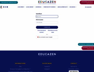 educazen.net screenshot