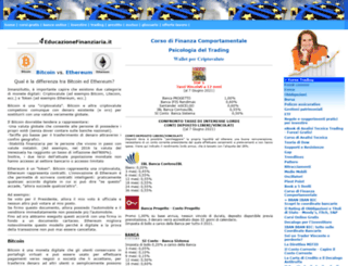 educazionefinanziaria.it screenshot