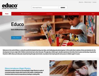 educo.com screenshot