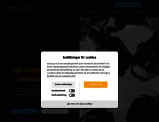 eductus.se screenshot