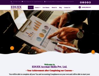 eduex.in screenshot