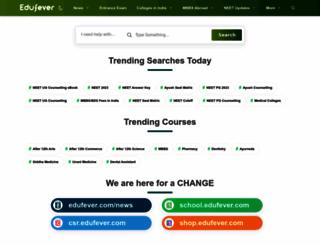 edufever.com screenshot