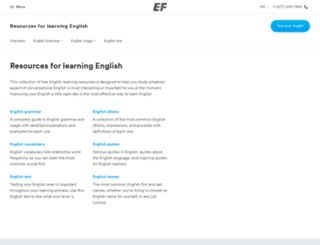 edufind.com screenshot
