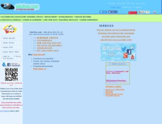 edufive.com screenshot