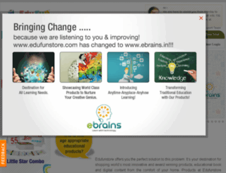 edufunstore.com screenshot