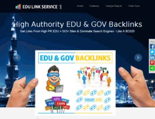 edugovbacklinks.com screenshot