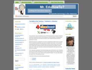 eduhowto.wordpress.com screenshot