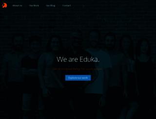 eduka.com screenshot