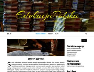 edukacjapolska.com.pl screenshot