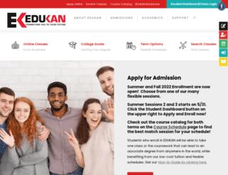 edukan.org screenshot
